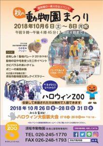 長野 ハロウィン 2018