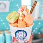 ロールアイスクリームファクトリー 混雑状況